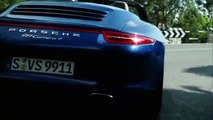 2013 Porsche 911 Carrera 4 & Carrera 4S