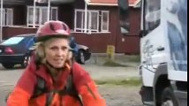 Outdoor Academy of Sweden 2008 - Mountain biking in Sweden