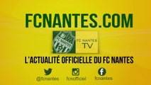 Koffi Djidji avant Angers SCO - FC Nantes