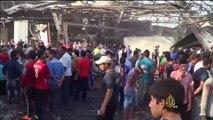 قتلى وجرحى بتفجير في مدينة الصدر العراقية