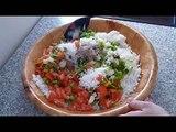 Salade de riz tunisienne - Cuisine Tunisienne