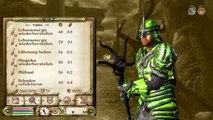 Elder Scrolls IV: Oblivion - gameplay in german (mage in the realm of Oblivion)