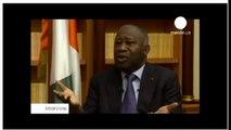 Crise post électorale, Laurent Gbagbo s'explique sur euronews