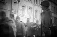 Prisonniers allemands - German prisoners - Cherbourg - 27/06/1944 - DDay-Overlord