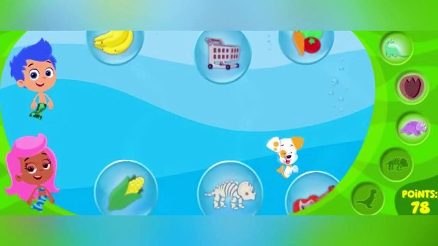 Bubble Guppies Bubble Puppy's Fin tastic Fairy Tale Full Episodes on English