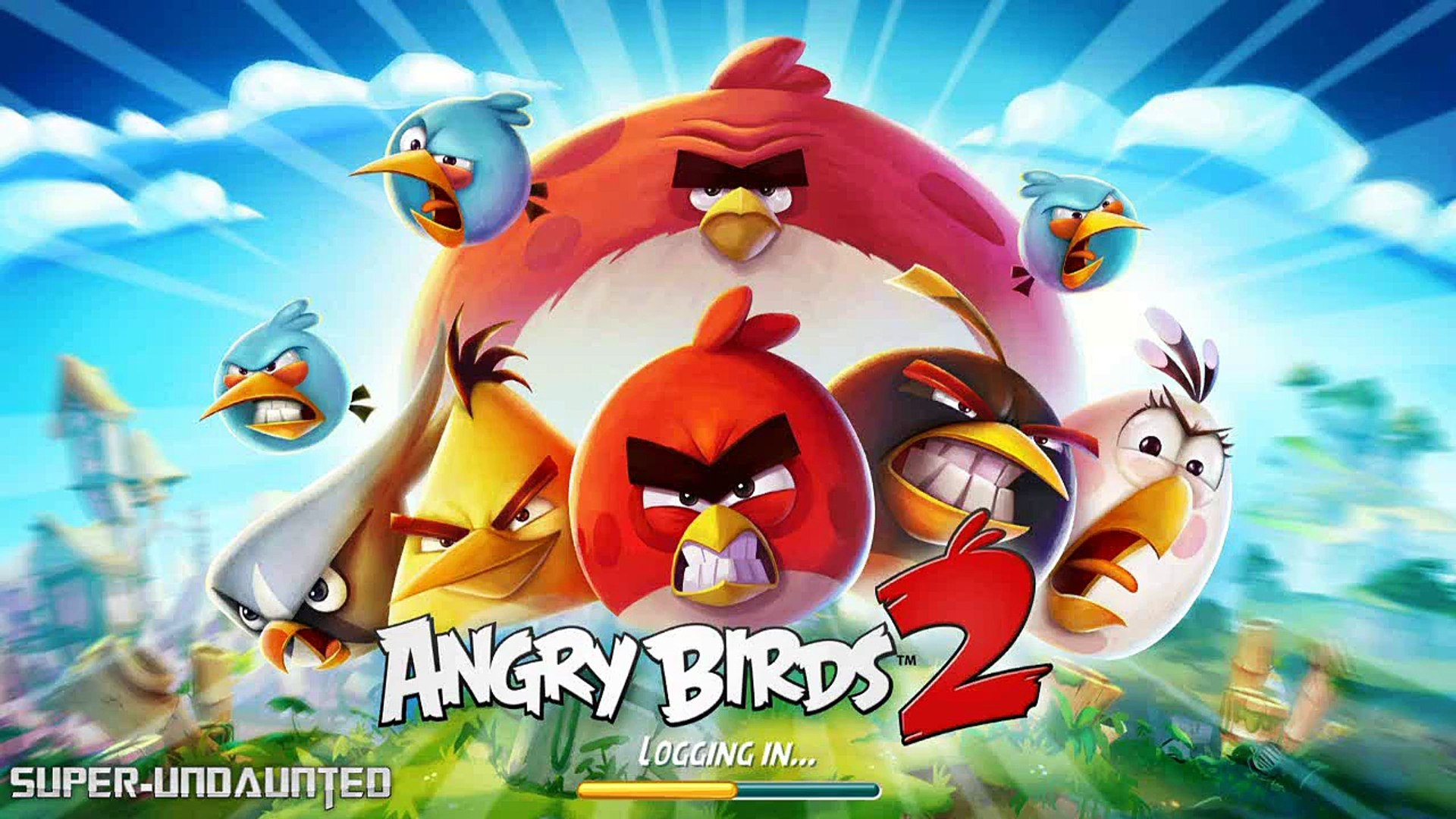 ANGRY BIRDS 2 Walkthrough Gameplay - Level 15-20 New Pork City - video  Dailymotion