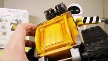 Wall E Disney Pixar Interactive Toys Robot Figure Meets Eve By DCTC Disney Cars Toy Club