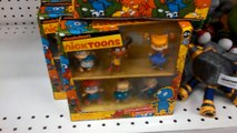 Tommy's Toy Travels Show!! Episode 6 Pt 2: Nickelodeon Nicktoons Flashback at TOYS R US