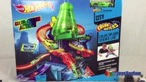 Toys for Kids- COLOR CHANGERS CARS Hot Wheels Color Shifters Splash Science lab kids video Ryan Toys
