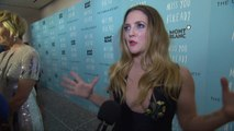 Drew Barrymore Gets All Girly At Premiere of 'Miss You Already'