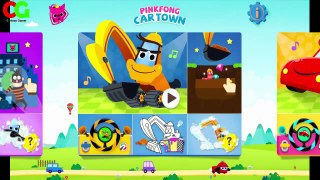 App Trailer PINKFONG Car Town