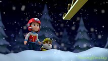 Paw Patrol English Pups Save Christmas part 18 brief episode