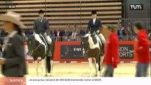 Equita: un capteur à glisser sous la selle des cavaliers