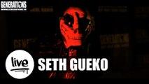 Seth Gueko - Seth Gueko Bar [remix] (Live des studios de Generations)