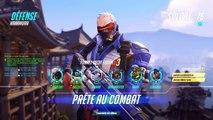 Overwatch - Une game avec Soldat 76