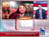 Anjum Rasheed (analyst) Naaz Bloch (PTI ) discuss Imran Khan and Reham Khan divorce