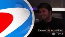 """Llewellys : """"Millenium a extrêmement peu changé"""" - PGW 2015"""