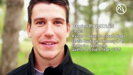 Damien Piqueras - Aviron [Team Rhône-Alpes]