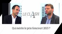 Qui mérite le prix Goncourt 2015 ?
