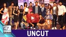 Khatron Ke Khiladi 7   List Of Contestants   UNCUT   Show Launch   Colors TV