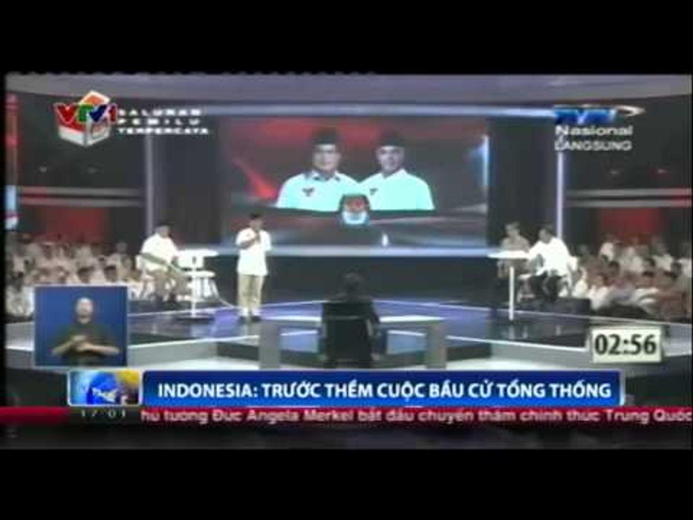 Indonesia: Trước thềm cuộc bầu cử Tổng thống