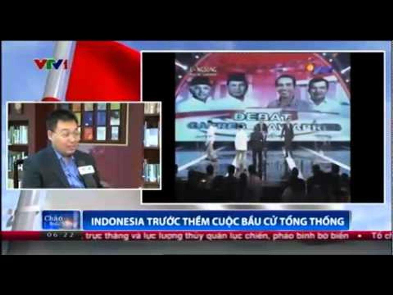 Indonesia trước thềm cuộc bầu cử Tổng thống