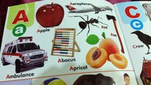 A For Apple Phonic Songs for Children | ABC Songs for Babies | ABC Phonics Children Nurser