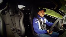 Felipe Massa Drives Bond Villain's Jaguar C-X75 Supercar
