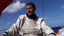 Jour 5- PRB ( IMOCA ) - Transat Jacques Vabre 2015