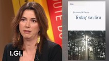 """E. Pirotte raconte la rencontre d'un SS infiltrés et d'une petite fille dans son roman """"Today we live"""""""