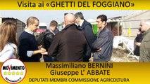 Giuseppe L'Abbate - Massimiliano Bernini (M5S): GR Puglia - La nostra battaglia contro il caporalato - MoVimento 5 Stelle