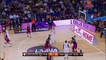 Highlights: FC Barcelona Lassa-Stelmet Zielona Gora