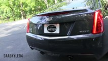2015 Cadillac ATS Coupe 2.0T Start Up, Road Test, and In Depth Review