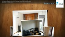 Location Appartement, Courbevoie (92), 880€/mois