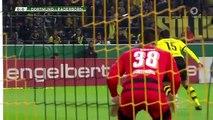 DFB-Pokal- Effenbergs Paderborner gegen Dortmund chancenlos - Sportschau