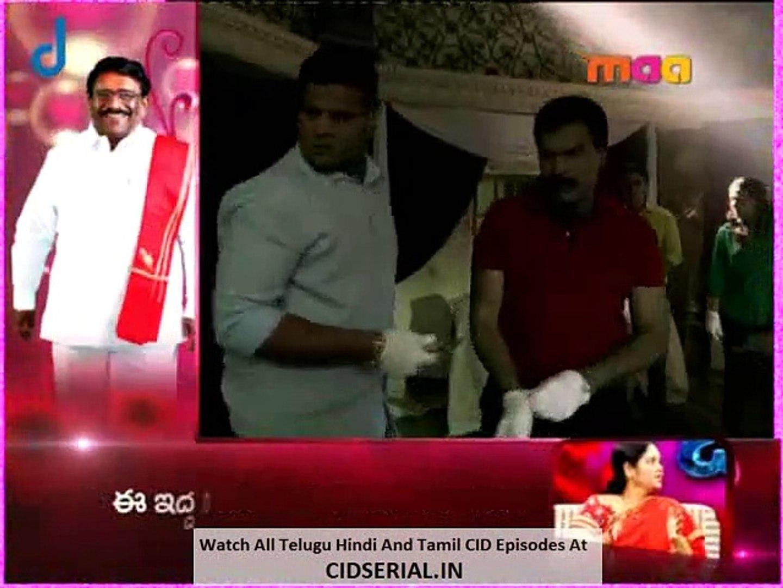 CID (Telugu) Episode 1000 (30th - October - 2015) - 2