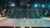 Le Palais omnisports de Bercy, rebaptisé AccorHotels Arena, rouvre ses portes