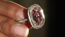 Rare pink diamond expected to fetch £15 million at auction