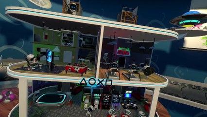 The Playroom VR - Bedroom Robots PGW 2015 de The Playroom VR