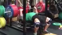 John Cena Bench Presses over 460 Pounds at Age 40
