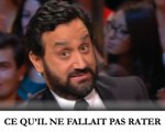 Cyril Hanouna tacle le Zapping de Canal+