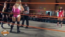 Shazza McKenzie & Madison Eagles vs Storm & Mighty Mel - FIRST STRIKE 2013