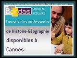 Cours particulier Histoire-Géographie - Cannes