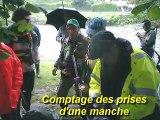 Pêche à la truite à Saint Girons en Ariège Pyrénées championnats de France..