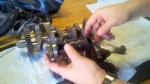 Yamaha FX160 MR1 Engine Rebuild - How To - video dailymotion