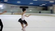 Visa Olympics -- Davis & White Skating Teaser