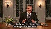 Statsminister Lars Løkke Rasmussens Nytårstale 1.1.2011 [Part 1] HD