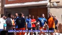 VIDEOCLIP DVD  ASSOCIACIO BOU EN CORDA TURIS 2013 - Diego S - TOT de BOUS