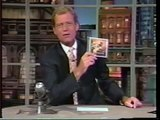 Celine Dion @ Late Show with David Letterman , 1994