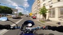Derbi GPR 50 Nude i Aprilia RS 50 - Jazda w Warszawie